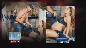 Eric Decker & Jessie James Strip Down For GQ! Video: