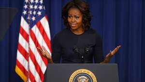 Michelle Obama cumple 50 años Video: