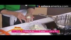 Ñoquis de queso ricotta y espinaca  Video: