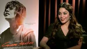 "Vanessa Hudgens, más madura en ""Gimme Shelter"" Video:"