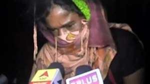 Una mujer india es condenada a violación por una orden tribal Video: