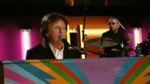 Emocionante! Paul McCartney y Ringo Starr volvieron a tocar juntos Video: