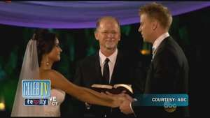 Sean Lowe and Catherine Giudici's Live TV Wedding! Video: