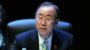 "Ban Ki-moon describe como ""conmovedor"" su encuentro con Fidel Video:"