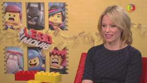 Elizabeth Banks aporta 'Girl Power' en la aguerrida Wyldstyle de The LEGO Movie Video: