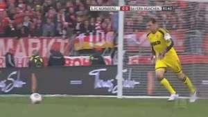 Nuremberg cae en casa ante Bayern Munich Video: