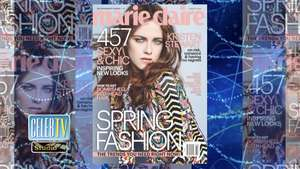Kristen Stewart Opens Up In Marie Claire Video: