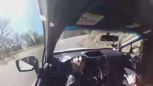 Video: Onboard Subaru Impreza WRX STi 2015 Video: