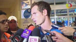 Murray espera un duelo complicado ante Simon Video: