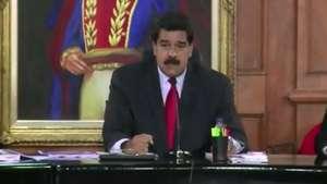 Maduro lanza diálogo nacional de paz sin la oposición Video: