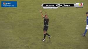 Jornada 9, Cruz Azul 1-0 Toluca, Clausura 2014 Video: