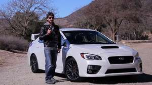 Video: Prueba Subaru WRX STi 2015 Video: