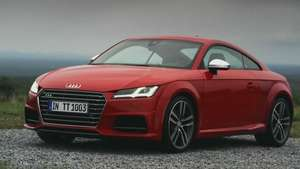 Video: Audi TTS Coupe 2015 Video:
