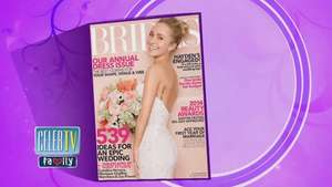 Hayden Panettiere Slips on a Wedding Dress! Video: