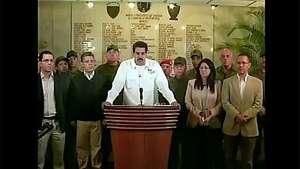 Así anunció Maduro la muerte de Hugo Chávez Video: