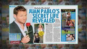 Bachelor Juan Pablo Galavis Broke and Living with His Parents! Video: