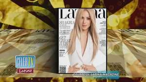 Shakira Covers Latina Magazine Video:
