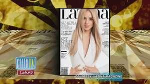 Shakira Covers Latina Magazine Video: