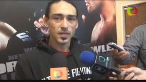 Frank Treviño llora al recordar lo duro de llegar al UFC Video: