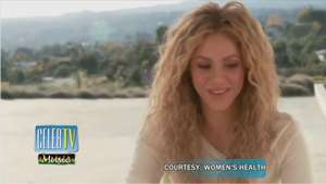Go Behind-The-Scenes of Shakira's Latest Shoot! Video: Terra USA
