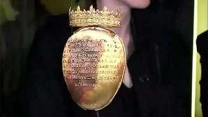 Exponen el corazón de oro de Ana de Bretaña Video: