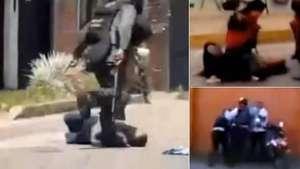 Las imágenes más crudas de la violencia en Venezuela Video: