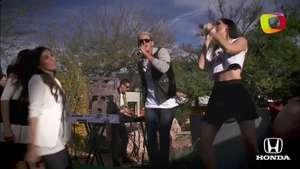 Home Sessions: ¡Domino Saints prende la fiesta en casa de una súper fan desde Las Vegas! Video: