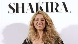 Shakira presenta su nuevo disco en Barcelona Video: