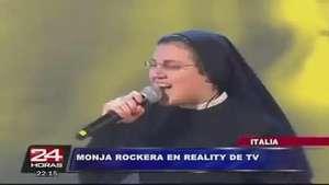 Una monja, el último fenómeno de 'La voz de Italia' Video: