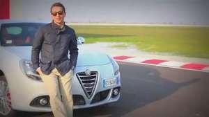 Video: Jorge Lorenzo embajador de Alfa Romeo Video: