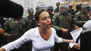 El chavismo destituye a diputada opositora Video: