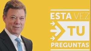 Exclusivo: El presidente Santos responde a jóvenes de todo el mundo Video: