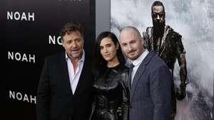 'Noé' y 'Sabotage' llegan a las carteleras de cine Video: