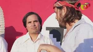 Diego Luna y su pasión de director en 'César Chávez' Video: