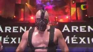 Toda la acción de la CMLL desde la Arena México Video:
