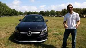 Video: Prueba Mercedes-Benz CLA45 AMG 2014 Video: