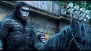 Revelan trailer de 'El Amanecer del Planeta de los Simios' Video: