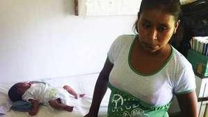 Un estado mexicano pide perdón a indígena por parto en calle Video: