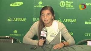 Marcela Zacarías toma experiencia de actuación en Monterrey Video:
