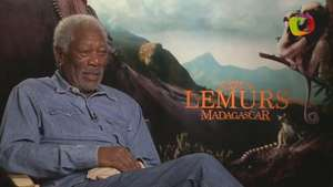 Morgan Freeman con su voz inspira a cuidar el planeta en 'Island of Lemurs: Madagascar' Video: