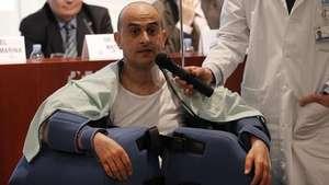 Cirujanos españoles realizan trasplante de brazos con éxito Video: