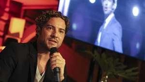 David Bisbal presenta 'Tú y yo' en Buenos Aires Video: