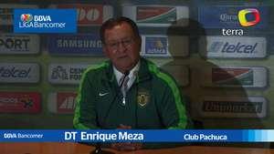 Enrique Meza, Jornada 14, Pachuca 1-3 Guadalajara, Clausura 2014 Video: