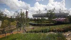 El Parque Olímpico de Londres abre sus puertas al público Video: