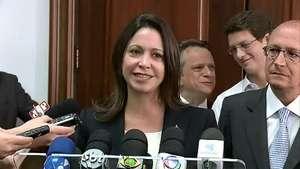 María Corina Machado se reúne con el gobernador de Sao Paulo Video: