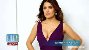 Salma Hayek's Ageless Beauty Video: