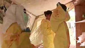 Alerta por el brote del Ébola en África Video:
