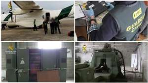 Cae una red que iba a enviar a Irán equipos para fabricar misiles Video: