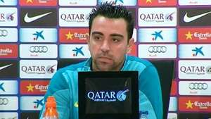 Xavi: La sanción de la Fifa es