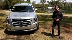 Video: Prueba Cadillac Escalade 2015 Video: Terra USA